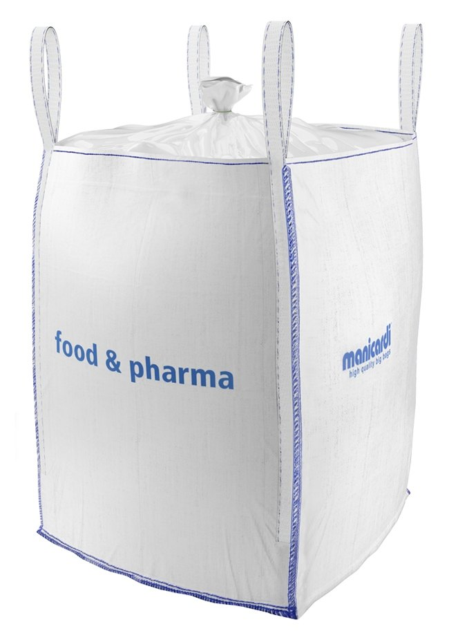 big bags food grade – pharma grade